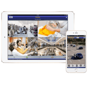 iView HD Mobile Video Monitoring Software